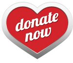 Red Heart Donate Now Button